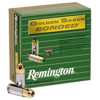 REM 29407 GSB357SBB GLD SABER 357S 125 BJHP 20/25