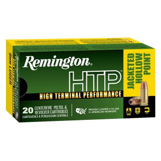 REM 28295 RTP9MM8A HTP 9MM 147 JHP 20/25