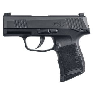 "Sig Sauer P365 9mm 3.1"" Barrel 10+1 365-9-BXR3-MS"