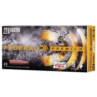FED P224VLKBTSX1 224VAL 78 BRN TSX 20/10