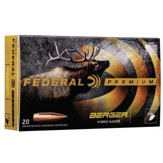 FED P65CRDBCH1 6.5CRD 135 BERGER 20/10