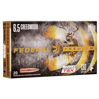 FED P65CRDBTSX1 6.5CRD 130 BRN TSX 20/10