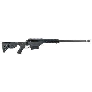 "Savage 110BA Stealth 338 Lapua 24"" Barrel 5+1 Black 22640"