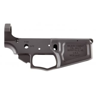 WILS TRLOWERBIL LOWER RECEIVER AR15 BILLET