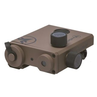 FIREFIELD FF25012DE CHARGE XLT GRN LAS SIGHT FDE
