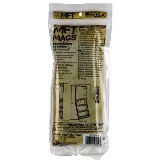 MFT SCPM556BAG AR15 223 POLY MAG 30RD BK