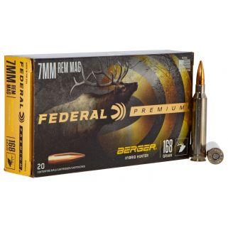 FED PR7BCH1 7MM MG 168 BERG HYHNT 20/10