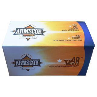 ARMS 50328 VALUE PACK 22TCM-9R 39 JHP 100/12