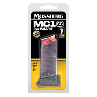 MOSS 95416 MC-1 PSTL MAG CLEAR EXT 7RND