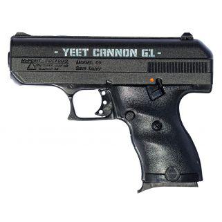 """Hi-Point Yeet Cannon G1 9mm 3.5"""" Barrel 8+1 916G1YC"""