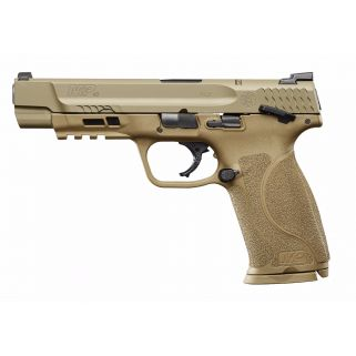 "Smith & Wesson M&P40 M2.0 5"" Barrel 15+1 FDE 11595"