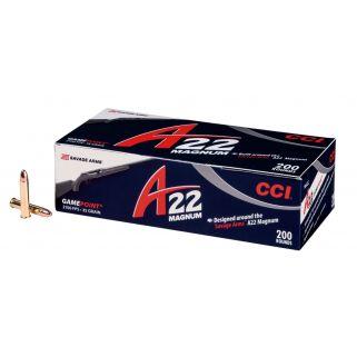 CCI 963CC 22 WMR A22MAG 35 GPT 200/10