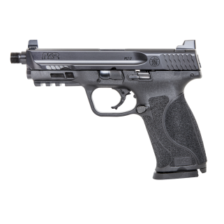 """Smith & Wesson M&P M2.0 9mm 4.6"""" Threaded Barrel 17+1 NS 11770"""