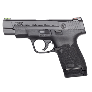 "Smith & Wesson PC M&P 2.0 Shield 9mm 4"" 7+1/8+1 11787"