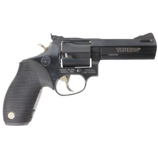 "Taurus 44 Tracker 44 Remington Magnum 4"" Barrel 5Rd Black Rubber/Blued 2440041TKR"