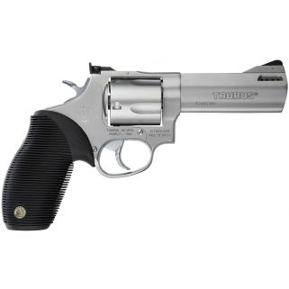 "Taurus 44 Tracker 44 Remington Magnum 4"" Barrel 5Rd Black Rubber/Stainless 2440049TKR"