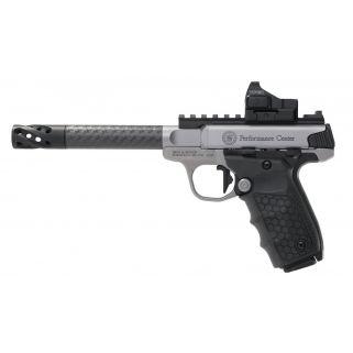 "Smith & Wesson Victory 22LR 6"" Barrel 10+1 12081"