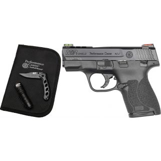 "Smith & Wesson M&P Shield 2.0 9mm 3.1"" Barrel 8+1 12471"