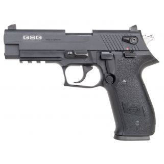 GSG G2210FF FIREFLY 22LR 4IN BLK 10R