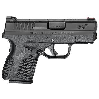 "Springfield Armory XDS 9mm 3.3"" Barrel 7+1/9+1 XDS9339BE"