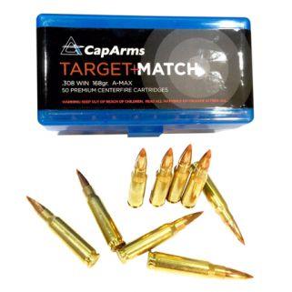 CAPARMS M357N158B 357 158 MATCH 50/20