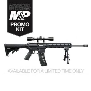 "S&W M&P15-22 Sport OR Promo Kit 22LR 16.5"" 25+1 13065"