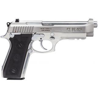 "Taurus 92 Standard 9mm Luger 5"" Barrel 17+1 Stainless/Black 192015917"