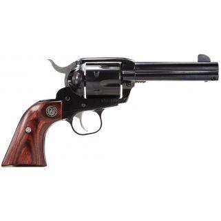 """Ruger Vaquero Standard 45 Colt 4.6"""" Barrel 6Rd Rosewood Grip/Blued 5102"""