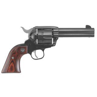 """Ruger Vaquero Standard 257 Magnum 4.6"""" Barrel 6Rd Rosewood/Blued 5107"""
