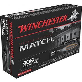 WIN S308M 308 168BTHP 20/10