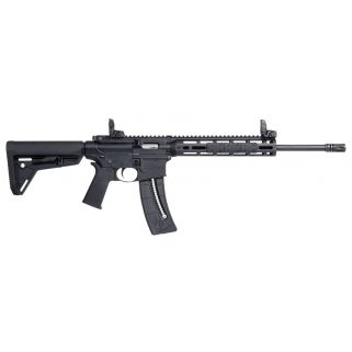 "S&W M&P15-22 22LR 16.5"" Barrel 25+1 10213"