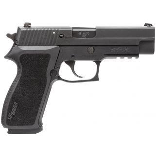 """Sig Sauer P220 Full Size 45ACP 4.4"""" Barrel W/ SigLite Night Sights 8+1 220R45BSS"""