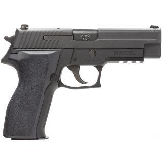 """Sig Sauer P226 Full Size 40S&W 4.4"""" Barrel W/ SigLite Night Sights 12+1 E26R40BSS"""