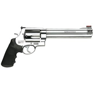 "Smith & Wesson 500 Standard Stainless 500S&W 8.4"" Barrel 5Rd 163501"