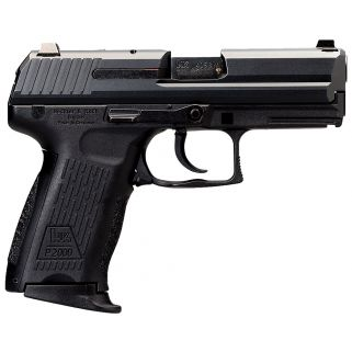 "Heckler & Koch P2000SK V3 9mm Luger 3.26"" Barrel 10+1 2 Mags *CA/MA Compliant* 709303A5"