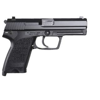 "Heckler & Koch USP45 V1 45ACP 4.41"" Barrel W/ 3 Dot Sights 12+1 2 Mags M704501A5"