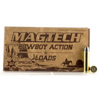 MAGTECH 357L 357 158 LFN 50/20