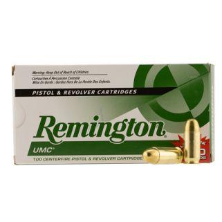 Remington UMC 45ACP 230 Grain Brass 100 Round Box L45AP4B