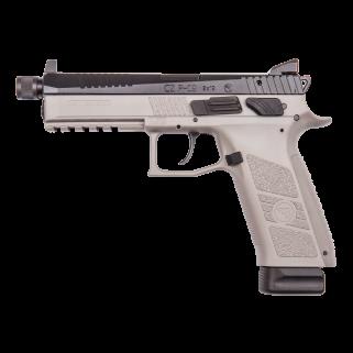 "CZ 75 P-09 9mm 5.2"" Barrel 21+1 Urban Gray/Black 91269"