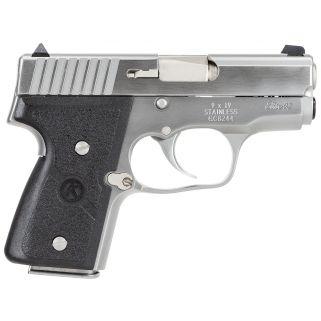 "Kahr MK9 9mm Elite 3"" Barrel W/Combat Sights 6+1/7+1 Black/Matte Stainless M9098"