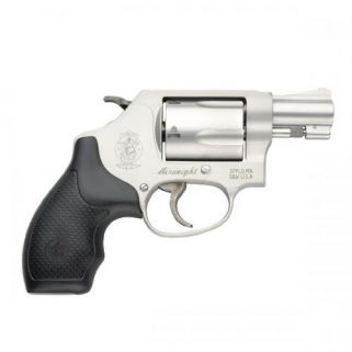 "Smith 7 Wesson 637 38 Special  1.87"" Barrel 5Rd Stainless 163050"