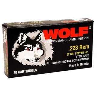 WOLF 22362HP 223 HP BI 62 500