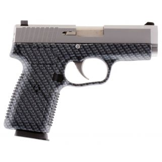 "Kahr CW9 9mm 3.6"" Barrel W/Fixed Sights 7+1 Black Carbon Fiber/Stainless CW9093BCF"