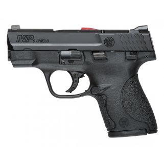 """S&W M&P Shield 9mm 3.1"""" Barrel 7+1/8+1 *CA* 187021"""