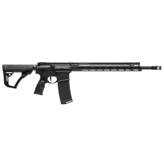 "Daniel Defense DDM4 V7 Pro 223 Remington/5.56NATO 18"" Barrel 30+1 Black 16541047"