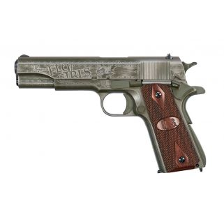 "Auto-Ordnance 1911 Fly Girls 45ACP 5"" 7+1 1911BKOWC2"