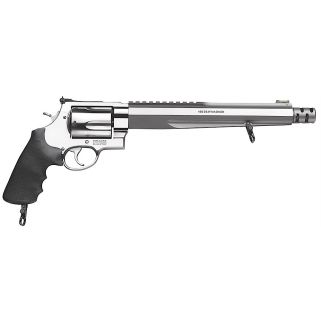 "Smith & Wesson 460 Performance Center XVR 460S&W Magnum 10.5"" Barrel W/ Fiber Optic Front Sight 5Rd 170262"