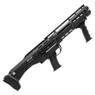 STD DP-12 12GA PUMP RPR DB 18 7/8 BLK