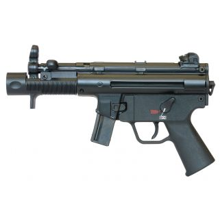 "Heckler & Koch SP5K Sporting Pistol 9mm Luger 4.53"" Barrel 10+1 2 Mags 750900A5"