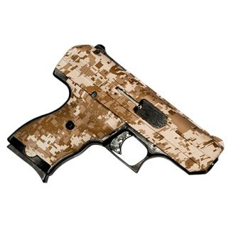 "Hi-Point Beemiller C-9 9mm 3.5"" Barrel W/ 3 Dot Sights 8+1 Digital Desert Camo-Black 916DD"